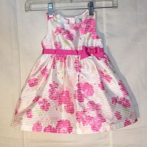 Dressed Up Gymboree Toddlers Girls Dress 12-18 M